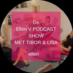 De Ellen V PODCAST show met Tibor & Lisa